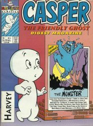 Harvey Publications's Casper Digest Issue # 6