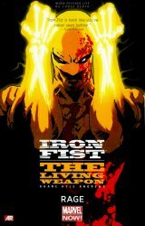 Marvel's Iron Fist: The Living Weapon TPB # 1