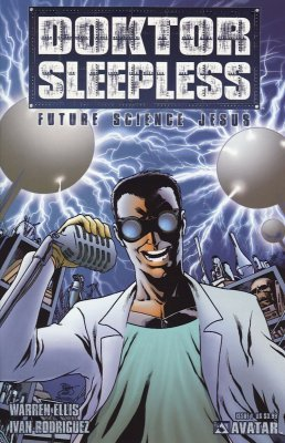 Avatar Presss Doktor Sleepless Issue 1
