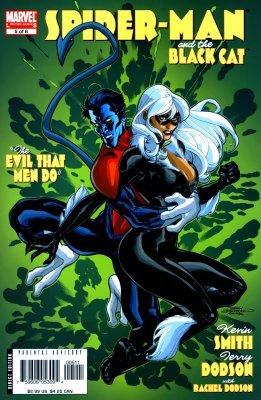 Black Cat Spiderman Comic Value