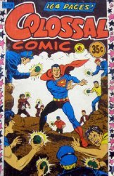 K.G. Murray Publishers's Colossal Comic Issue # 53