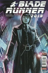 Titan Comics's Blade Runner 2019 Issue # 4