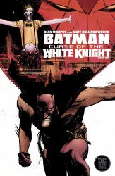 Black Label's Batman: Curse of the White Knight Issue # 1