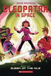 Scholastic's Cleopatra in Space TPB # 6