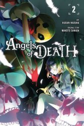 Yen Press's Angels of Death Soft Cover # 2