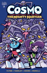 Archie Comics Group's Cosmo: The Mighty Martian Issue # 3c