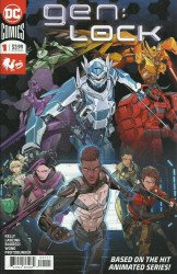 DC Comics's GenLock Issue # 1