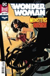 DC Comics's Wonder Woman Issue # 64