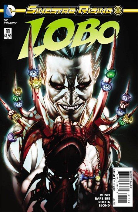 Lobo 12 (DC Comics) - ComicBookRealm.com