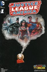 DC Comics's Justice League of America Issue # 1b