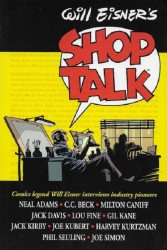 Dark Horse Comics's Will Eisner's Shop Talk TPB # 1