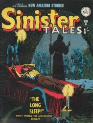 Alan Class & Company's Sinister Tales Issue # 16