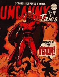Alan Class & Company's Uncanny Tales Issue # 64