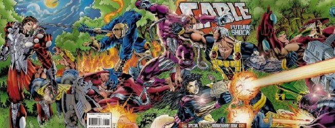 Marvel's Cable Issue # 25