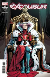 Marvel Comics's Excalibur Issue # 17