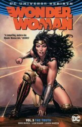 DC Comics's Wonder Woman TPB # 3