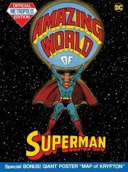DC Comics's Amazing World of Superman Hard Cover # 1