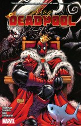 Marvel Comics's Deadpool TPB # 2