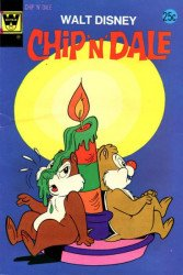 Gold Key's Chip 'n' Dale Issue # 28whitman
