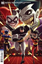 DC Comics's Batman: Adventures Continue Issue # 6b