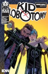 IDW Publishing's Kid Lobotomy Issue # 3