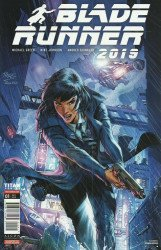 Titan Comics's Blade Runner 2019 Issue # 1d
