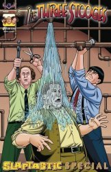 American Mythology's The Three Stooges: Slaptastic Special Issue # 1