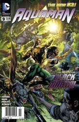 DC Comics's Aquaman Issue # 9