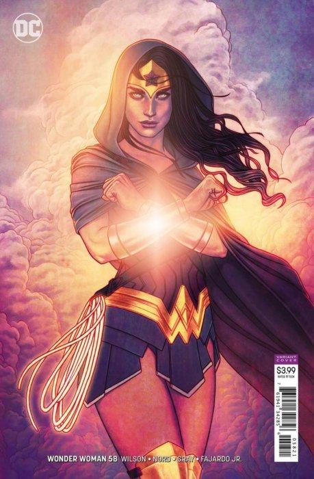 Vol Jenny Frison Variant 1st Print DC Wonder Woman 5 # 9