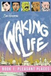 Comicker Press's Waking Life TPB # 1
