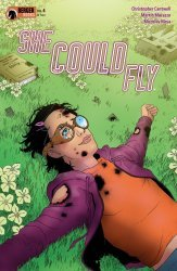Dark Horse Comics's She Could Fly Issue # 4