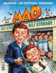 E.C. Publications, Inc.'s MAD Magazine Issue # 7