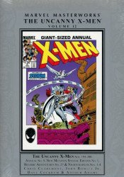 Marvel Comics's Marvel Masterworks: Uncanny X-Men Hard Cover # 12