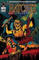 American Mythology's Victor Crowley's Hatchet: Halloween Tales II Issue # 1b