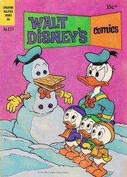 W.G.(Wogan)Publications's Walt Disney's Comics Issue # 371