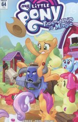 IDW Publishing's My Little Pony: Friendship is Magic Issue # 64ri
