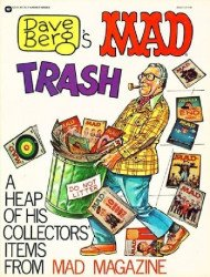 Warner Books's Dave Berg's MAD Trash Soft Cover # 1