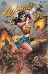 DC Comics's Wonder Woman Issue # 750jsc-c