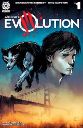 AfterShock Comics's Animosity: Evolution Issue # 1fried pie