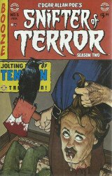 Ahoy Comics's Edgar Allan Poe's: Snifter of Terror - Season 2 Issue # 5