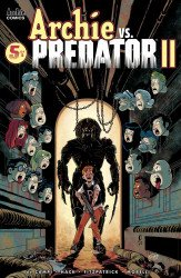 Archie Comics Group's Archie vs Predator 2 Issue # 5c
