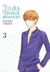Yen Press's Fruits Basket: Another Soft Cover # 3