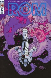 IDW Publishing's ROM Issue # 12sub-b
