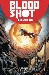 Valiant Entertainment's Bloodshot: Salvation Issue # 9c