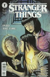 Dark Horse Comics's Stranger Things: Into the Fire Issue # 3b