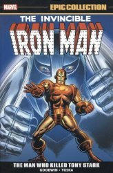 Marvel Comics's Iron Man: Epic Collection TPB # 3