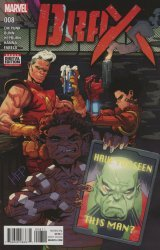 Marvel's Drax Issue # 8