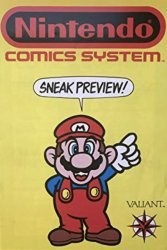 Valiant's Nintendo Comics System Featuring Issue Sneak Preview