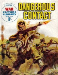 Fleetway (AP/IPC)'s War Picture Library Issue # 273