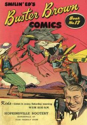Buster Brown Shoes's Buster Brown Comics Issue # 17hopkinsville